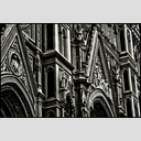 Frank Titze, Ulm/Germany - No. 6297 : Square 1:1 VIII - Florence Cathedral VI - ImageWidth : --- xImageHeight : ---  Pixel - 701 kB