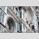 Frank Titze, Ulm/Germany - No. 6298 : Square 1:1 VIII - Florence Cathedral VII - ImageWidth : --- xImageHeight : ---  Pixel - 872 kB
