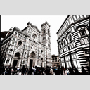 Frank Titze, Ulm/Germany - No. 6300 : Square 1:1 VIII - Florence Cathedral VIII - ImageWidth : --- xImageHeight : ---  Pixel - 647 kB