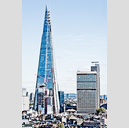 Frank Titze, Ulm/Germany - No. 7012 : Y 2019-09 - The Shard and Shard Place - ImageWidth : --- xImageHeight : ---  Pixel - 284 kB