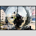 Frank Titze, Ulm/Germany - No. 7410 : Ulm North - Ball Mirror - ImageWidth : --- xImageHeight : ---  Pixel - 624 kB