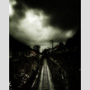 Frank Titze, Ulm/Germany - No. 778 : Ulm North - Single Track - 512x640 Pixel - 109 kB
