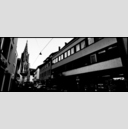 Frank Titze, Ulm/Germany - No. 8206 : Ulm Center - At End of Street - ImageWidth : --- xImageHeight : ---  Pixel - 167 kB
