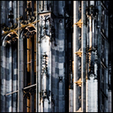 Frank Titze, Ulm/Germany - No. 8226 : Ulm Center - Minster Tower Detail I - ImageWidth : --- xImageHeight : ---  Pixel - 514 kB