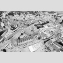 Frank Titze, Ulm/Germany - No. 8824 : Ulm Center - 1980s View from Minster - ImageWidth : --- xImageHeight : ---  Pixel - 468 kB