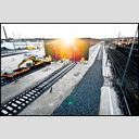 Frank Titze, Ulm/Germany - No. 882 : Ulm West - Railway Construction I - 953x640 Pixel - 381 kB