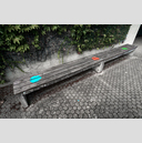 Frank Titze, Ulm/Germany - No. 8842 : .new. - 3 Dosts on Bench - ImageWidth : --- xImageHeight : ---  Pixel - 714 kB
