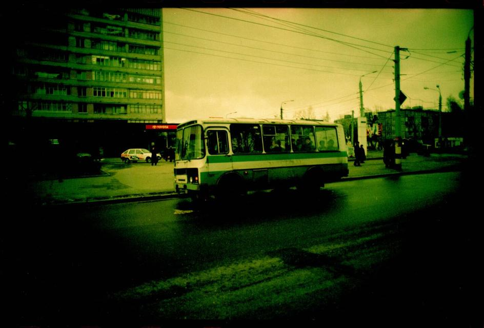 Frank Titze, Ulm/Germany - No. 106 : Russia - Bus - 944x640 Pixel - 66 kB