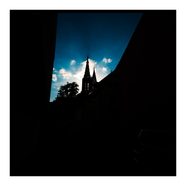 Frank Titze, Ulm/Germany - No. 274 : Ulm Minster - Light - 640x640 Pixel - 45 kB