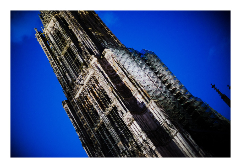 Frank Titze, Ulm/Germany - No. 285 : Ulm Center - Minster from other times - 920x640 Pixel - 203 kB