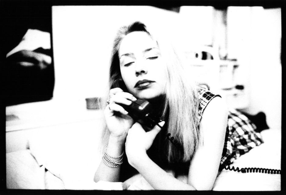 Frank Titze, Ulm/Germany - No. 38 : Woman S. - Phone Call - 938x640 Pixel - 82 kB