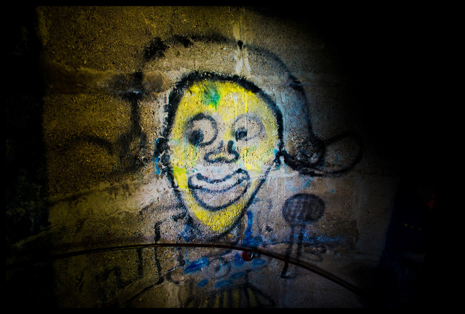 Frank Titze, Ulm/Germany - No. 427 : Others I - Yellow Face - 947x640 Pixel - 253 kB