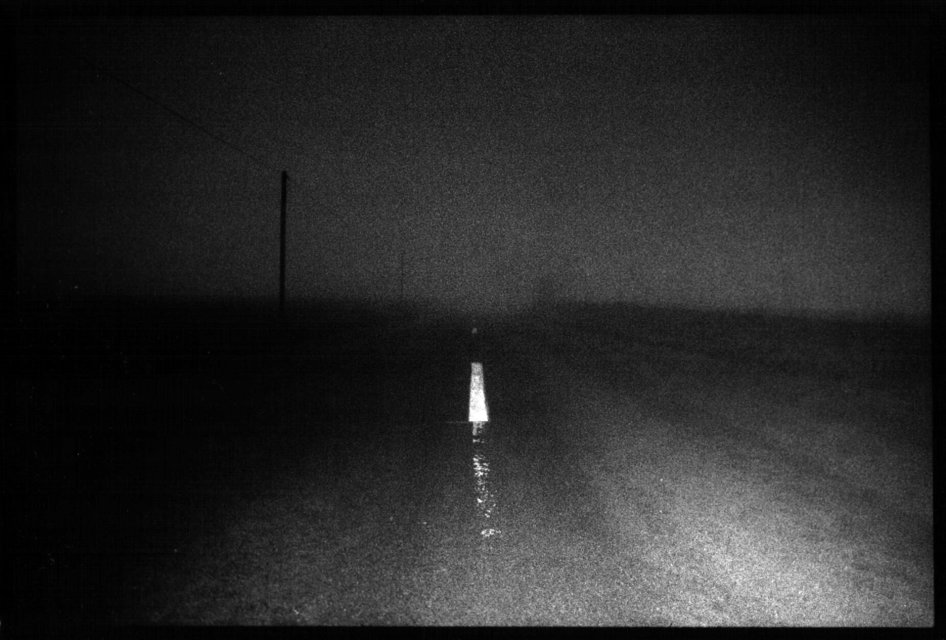 Frank Titze, Ulm/Germany - No. 5 : Pure Analog - Street in the Dark - 946x640 Pixel - 89 kB