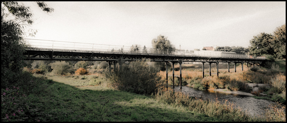 Frank Titze, Ulm/Germany - No. 587 : Others I - Bridge - 960x413 Pixel - 194 kB
