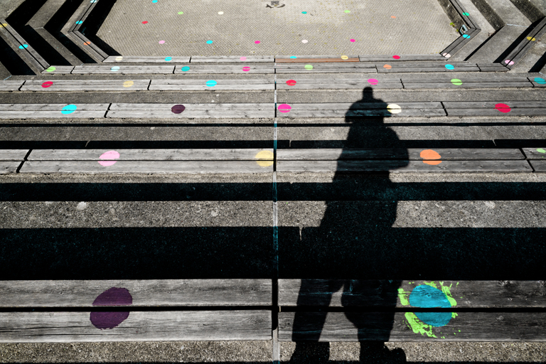 Frank Titze, Ulm/Germany - No. 8836 : .new. - Colored Dots IV - ImageWidth : --- xImageHeight : ---  Pixel - 699 kB