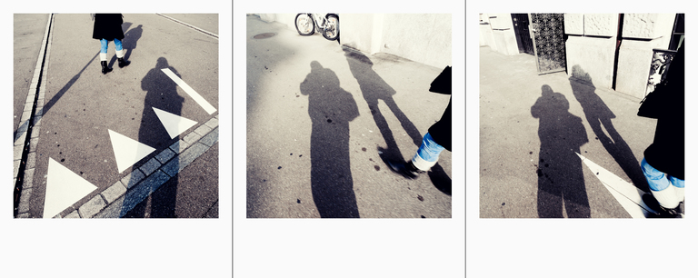 Frank Titze, Ulm/Germany - No. 8874 : .new. - Walking together through Zurich - ImageWidth : --- xImageHeight : ---  Pixel - 279 kB